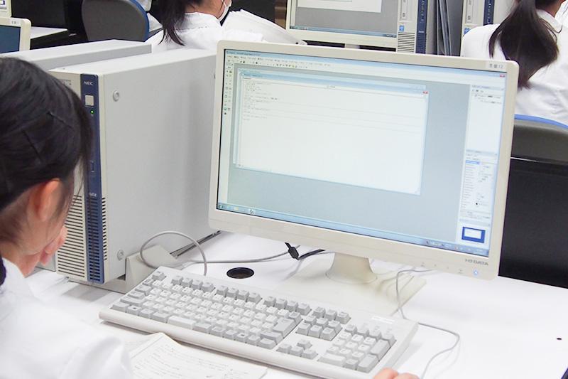 情報処理科情報活用コース